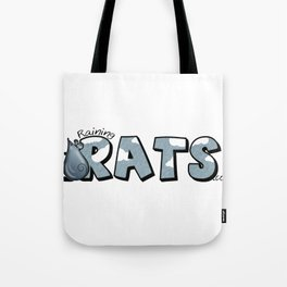 Raining Rats Rattery Tote Bag