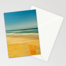 Beach & Bucket  Stationery Cards
