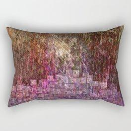 Raining Heavily / Autumn 27-10-16 Rectangular Pillow