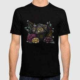 Assassin Class D20 - Tabletop Gaming Dice T-shirt