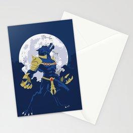 LoL - Warwick, The Blood Hunter Stationery Cards