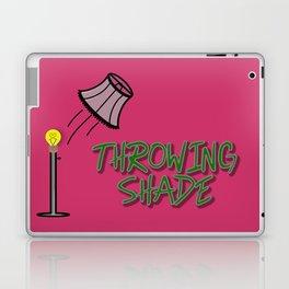 Throwing Shade Laptop & iPad Skin
