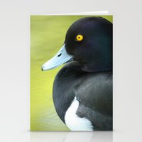 duck Stationery Cards featuring Duck by BlackNYX