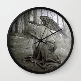 Regrets Wall Clock