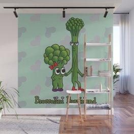 Broccolini Boyfriend Wall Mural