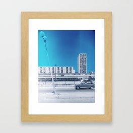 Ajaccio Framed Art Print