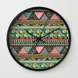 'Georganic no.5' Wall Clock