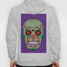 Colorful Skull VI Hoody