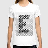 escher T-shirts featuring Escher mood by Nik Russo