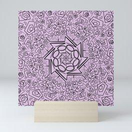 Pink Love Mini Art Print