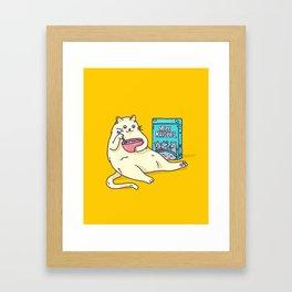 Mice Krispies Framed Art Print