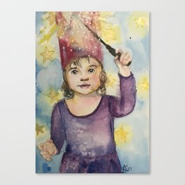 Wizarding Canvas Print