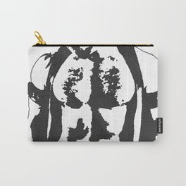 Leather Carry-All Pouch