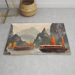 Ha Long Bay Rug