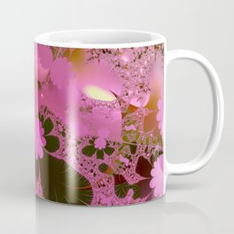 Walking across a dream meadow Coffee Mug
