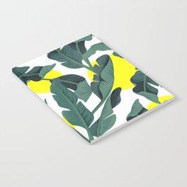 Tropical '17 - Fresh [Banana Leaves] Notebook