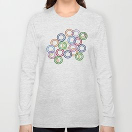Discs Long Sleeve T-shirt