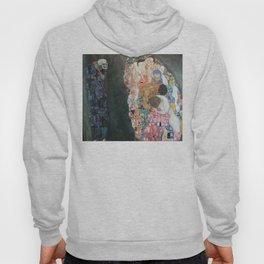 Life and Death - Gustav Klimt Hoody