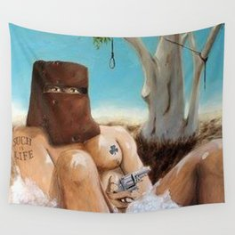 Ned Kelly Wall Tapestry