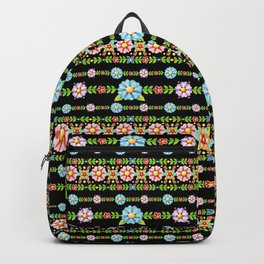 Millefiori Boho Chic Stripe Backpack