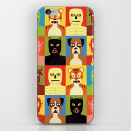 Animen iPhone Skin