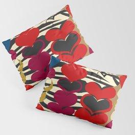 HAPPY HEARTS N15 Pillow Sham