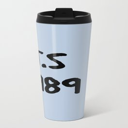 T.S 1989 IPhone Case Travel Mug