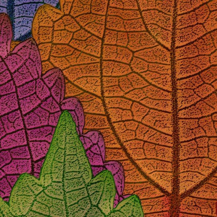 Leaves Forest Leggings