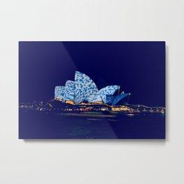 Vivid Sydney 2014 Metal Print
