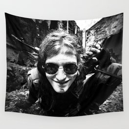 The Madman Wall Tapestry
