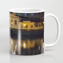 Night in the town Coffee Mug