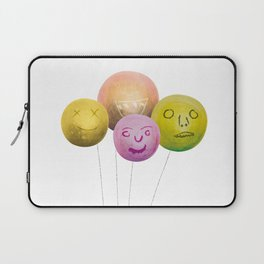 Happy Balloons Laptop Sleeve