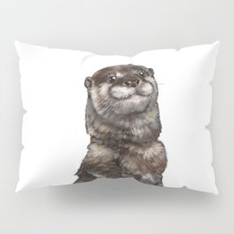 Otter Pillow Sham
