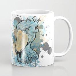 Shoebill Stork Coffee Mug
