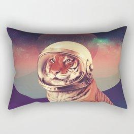Cosmos Cat Rectangular Pillow