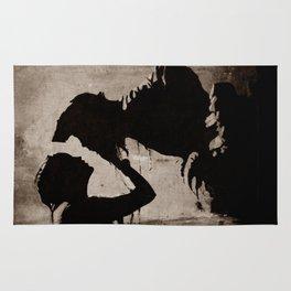 The kiss of the mermaid Rug