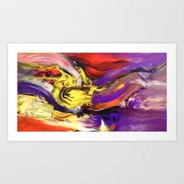 Crescendo Art Print
