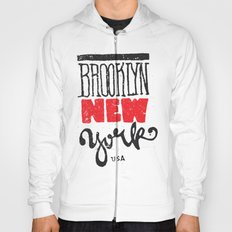 Brooklyn New York Hoody