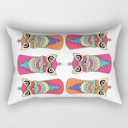 Dancing Dragon Rectangular Pillow