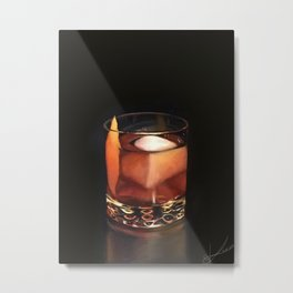 Call Me Old Fashioned Metal Print