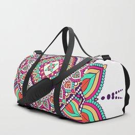 flower, flower pattern, flower t-shirt, flower girl dresses, watercolor flowers, flower print Duffle Bag