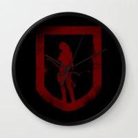 tomb raider Wall Clocks featuring Tomb Raider III. by 187designz
