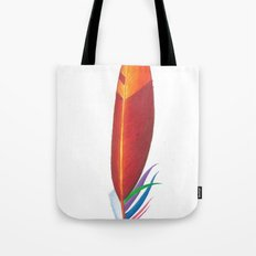 Feather #3 Tote Bag