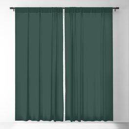 BM Hunter Green 2041-10 - Trending Color 2019 - Solid Color Blackout Curtain
