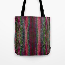 Spellbinding Impasse (Bioluminescent Field) (Reflection) Tote Bag