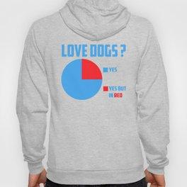 Love dogs? Hoody