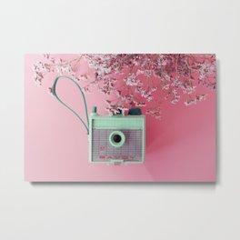 Savoy Camera Metal Print