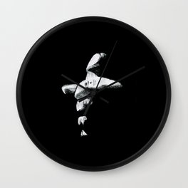 Hands On Wall Clock