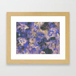 Magic Sky Framed Art Print
