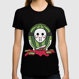 """""""Masked Watermelon"""" tee design. Makes a nice tee gift to your friends and family!  T-shirt"""
